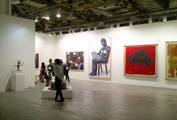 Gajah Gallery installation view