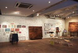 Suka Simpan Suka Pinjam Installation View #1