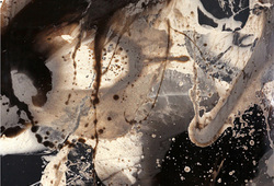 Merapi Volcanic Ash Series #7