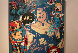 Love Art Not War