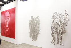 Bernier/Eliades Gallery Installation View #1