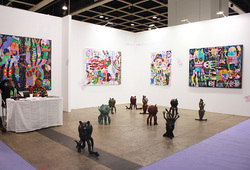Semarang Gallery Installation View