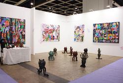 Semarang Gallery Installation View
