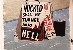 The World Words series (Wicked Shall be Turned Into Hell)