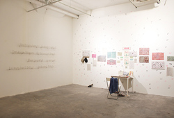Fetishism of Discourses Installation View #1