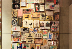 DGTMB Postcard Revolution #3 Installation View #6