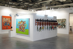 Mizuma Gallery at Art Stage Singapore 2016