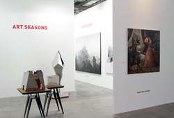 Art Seasons at Art Stage Singapore 2016