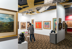 Andi's Gallery at ART STAGE Jakarta 2017 Edition