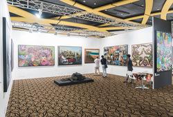 Srisasanti Art Gallery at ART STAGE Jakarta 2017 Edition