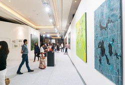 Gajah Gallery at ART STAGE Jakarta 2017 Edition