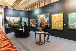 Andrew Art Gallery at ART Jakarta 2017