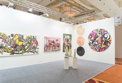 Srisasanti Art Gallery at ART Jakarta 2017