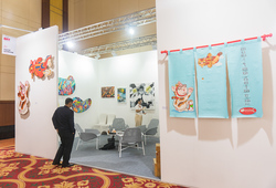Viviyip Art Room at Art Jakarta 2017