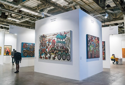 Srisasanti Art Gallery at Art Stage Singapore 2018