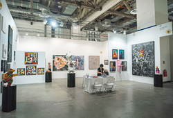 Art Porters at Art Stage Singapore 2018