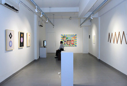 "A Group Exhibition ""Parallab"""