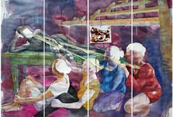 A Duet Exhibition of Mella Jaarsma & Nindityo Adipurnomo