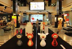 "A Group Exhibition ""Plaza Indonesia 22nd Anniversary"""
