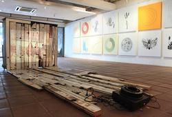 A Solo Exhibition of Ade Darmawan