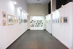"""A Group Exhibition """"Pameran Lukisan Cat Air"""""""