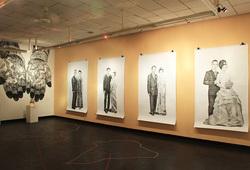 A Solo Exhibition of Saleh Husein