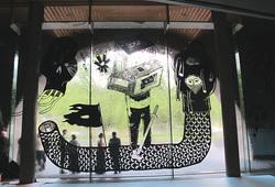 A Duet Exhibition of Jompet Kuswidananto & Eko Nugroho