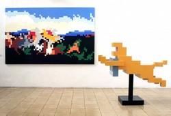 """A Group Exhibition """"Pertamina Art Exhibition"""""""