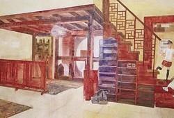 A Solo Exhibition of Cinanti Astria Johansjah (keni)