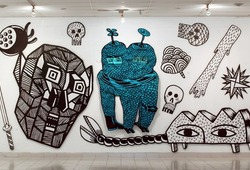 """A Group Exhibition """"CLOSING THE GAP: CONTEMPORARY INDONESIAN ART"""""""