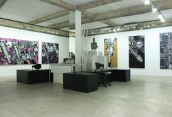 A Solo Exhibition of Darbotz