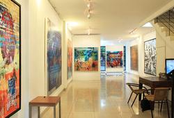 A Solo Exhibition of Dedy Sufriadi