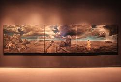 A Solo Exhibition of Koeboe Sarawan