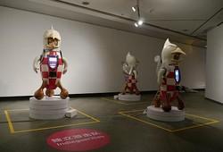 "A Group Exhibition ""Indieguerillas & Heri Dono @ Guangzhou Triennial"""