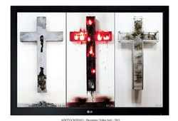 "A Group Exhibition ""Flight for Light-Indonesian Art & Religiosity"""