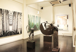 "A Group Exhibition ""Earthly Evocations: Indonesian Art Now"""