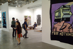 "A Group Exhibition ""Art Stage Singapore 2013"""