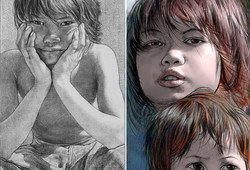 """A Group Exhibition """"Determination of Two Islands, Bali & Jeju"""""""