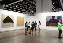 "A Group Exhibition ""Art Basel Hong Kong 2013"""