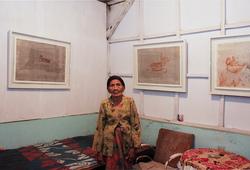 "A Group Exhibition ""Pameran Seni Rupa Dirumah Warga"""