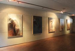 A Solo Exhibition of Indyra