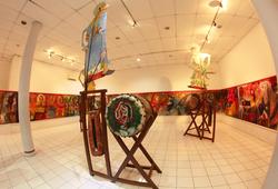 "A Solo Exhibition ""Rubuh-Rubuh Gedang"", 50 Tahun Usia Nasirun"