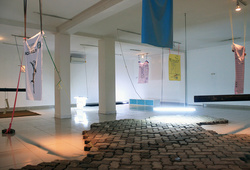 "A Group Exhibition ""Galeri Nasional Indonesia Residency Program Exhibition 2013"""