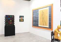 "A Group Exhibition ""Art Stage Singapore 2014"""