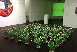 "A Group Exhibition ""Reimagining Rocket Rain"""