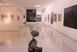 "A Group Exhibition ""Neo Icono Clasts"""