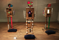 "A Group Exhibition ""Arbotics"""