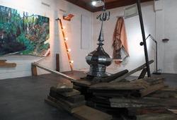 A Solo Exhibition of Zico Albaiquni 'Seke'