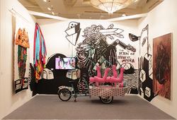 Bazaar Art Jakarta 2014 - ARNDT