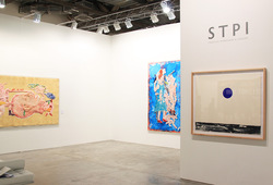 STPI at Art Stage Singapore 2015